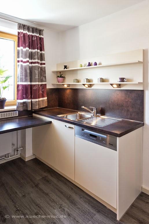 Offene Regale für die Küche - Küchenumbau
