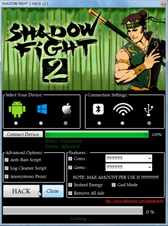 Shadow fight 2 hack download zippyshare