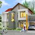 Desain Gambar Rumah Minimalis 2 Lantai 2016 Lensarumah.com