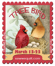 Tree Bird Blog Hop