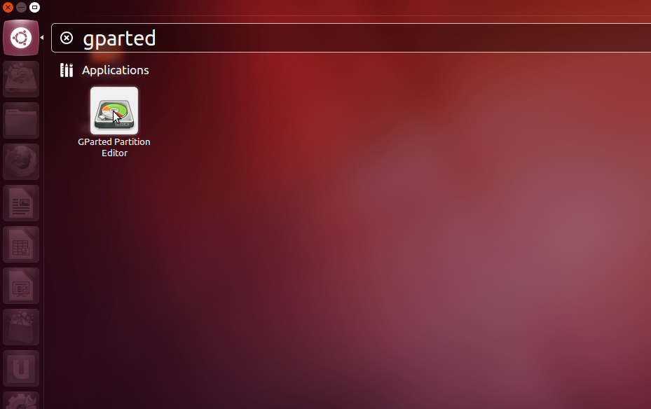 how to make a new windows boot partition in ubuntu