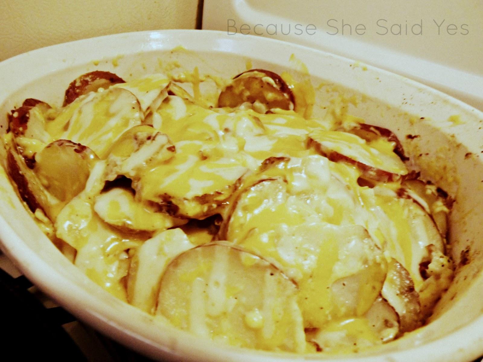how to make scalloped potatoes homemade
