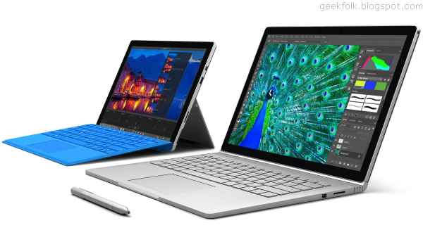 Microsoft Surface Family Comparison
