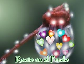Querido, por más que no lo captes todavía eres Grandeza, tú eres el Rocío en el Prado que crea la rapsodia que tonifica al mundo.