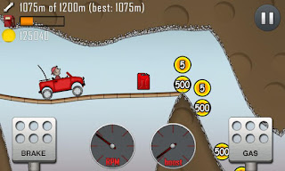 Hill Climb Racing Gameplay mundo subterráneo