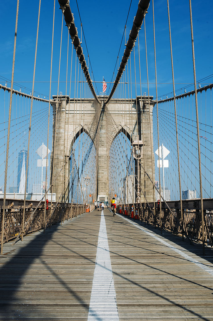 Brooklyn Bridge_ NYC