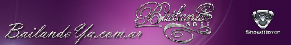 BAILANDO 2014 | SHOWMATCH | BAILANDO POR UN SUEÑO 2014 |