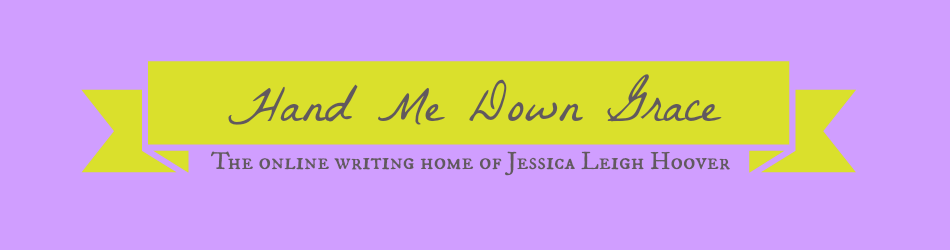 Jessica Leigh Hoover: Hand Me Down Grace