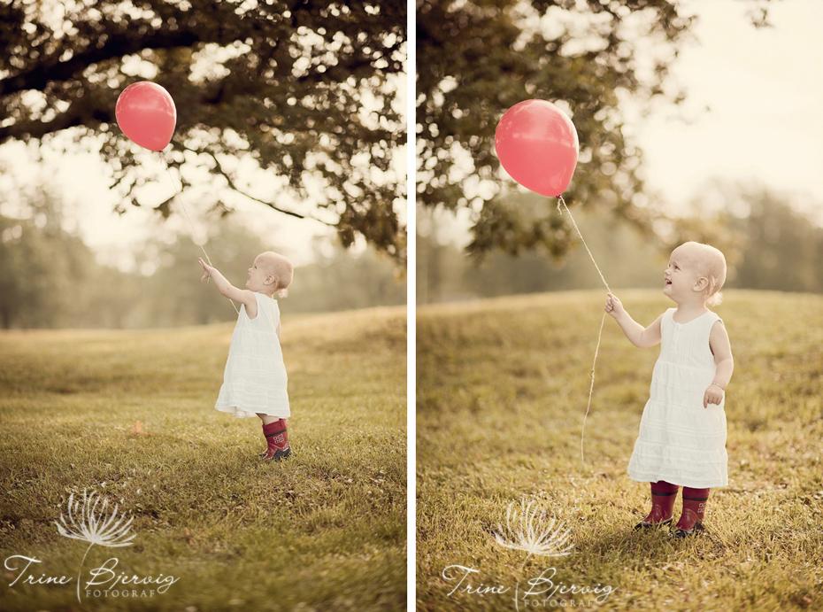 barnebilder fra borrehaugene i horten, barnefotograf Trine Bjervig