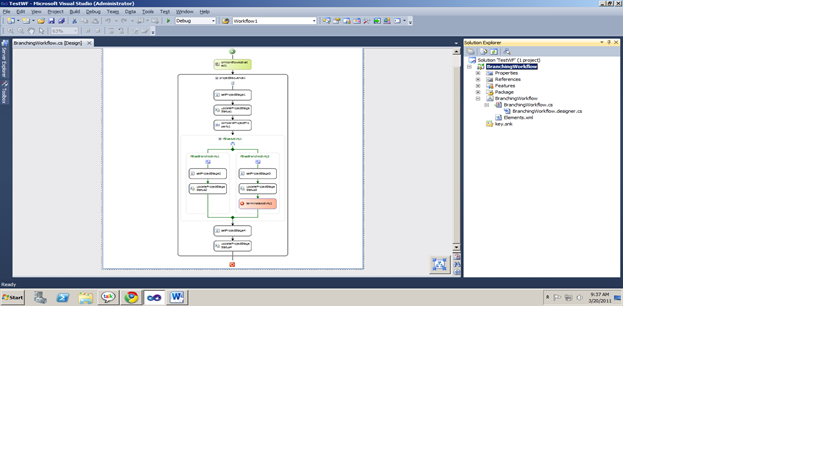 Sivanandams blog project server 2010 custom workflow by visual project server 2010 custom workflow by visual studio 2010 ccuart Image collections
