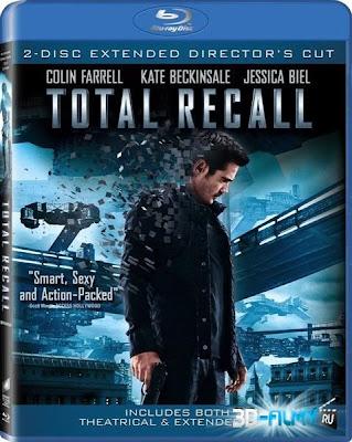 Total Recall EXTENDED DC (2012) 720p BRRip 1.4GB mkv Dual Audio AC3 5.1 ch