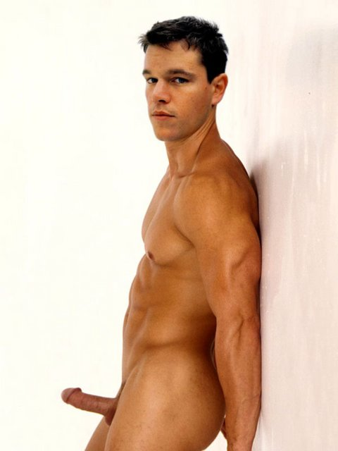Topic Matt damon naked fakes