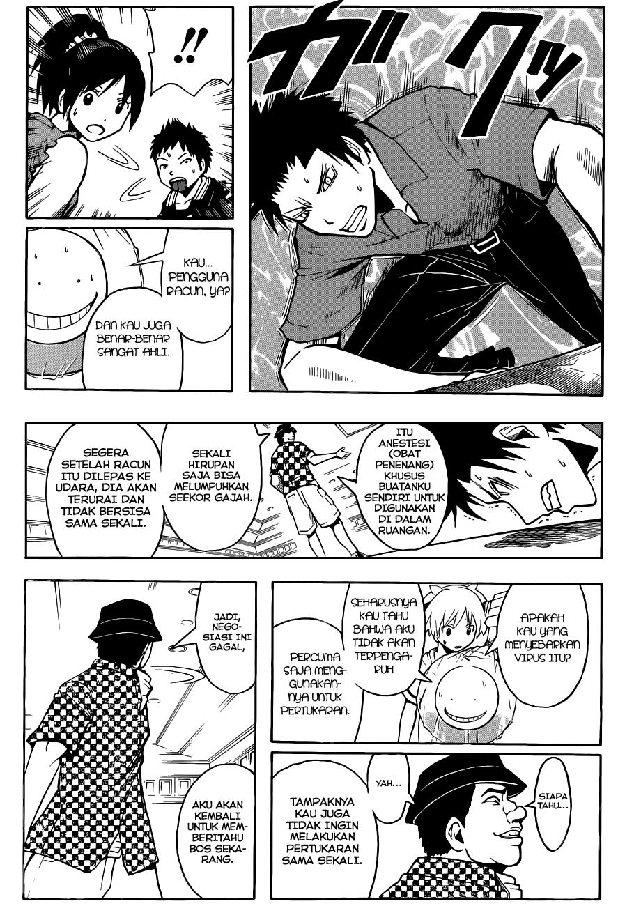 Komik assassination classroom 063 - waktunya perintah 64 Indonesia assassination classroom 063 - waktunya perintah Terbaru 15|Baca Manga Komik Indonesia|