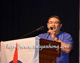 Dr. Hew Kuan Yau