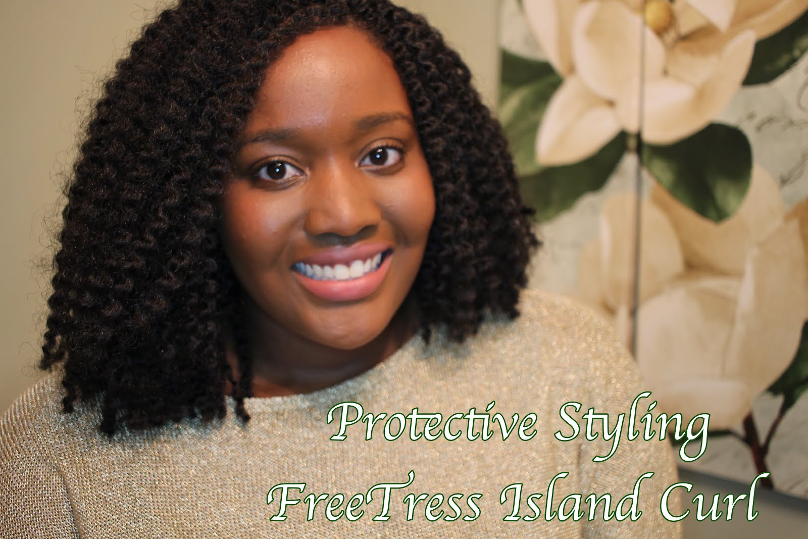 Curvescouragecurlscouturechrist Protective Styling With