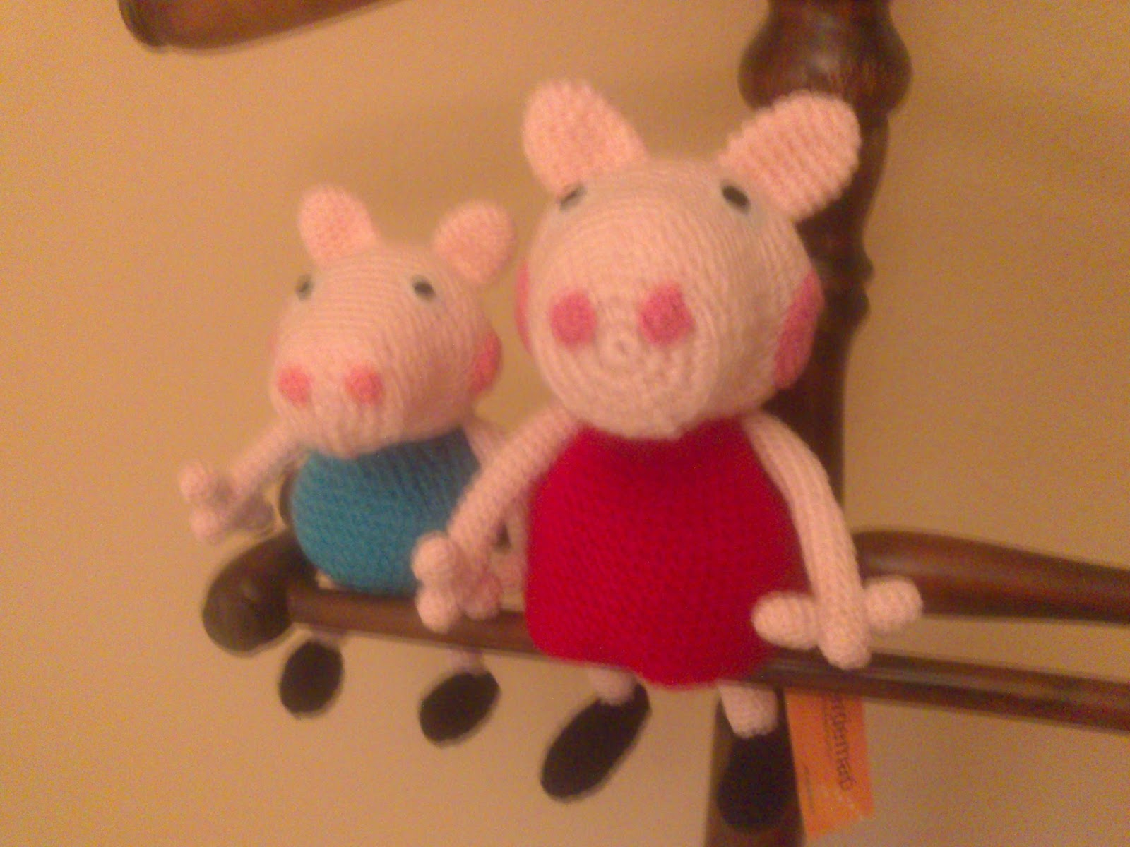 Amigurumi Tutorial Peppa Pig : 1000+ images about Amigurumi 3 on Pinterest Amigurumi ...