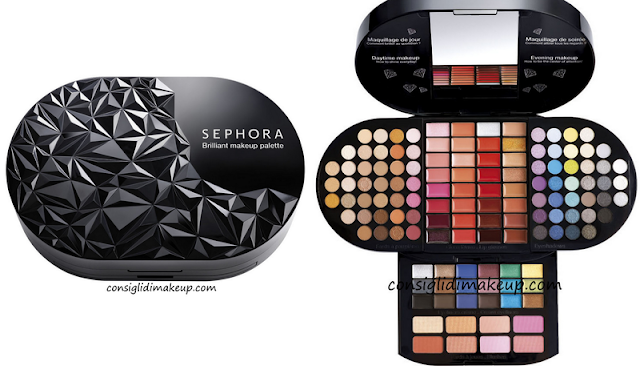 Brilliant Makeup Palette sephora