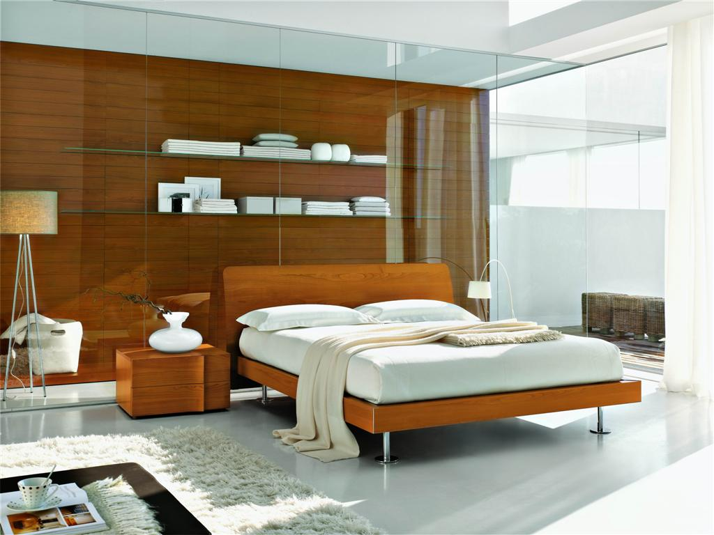 Modern bedroom furniture designs an interior design for Bed interior design picture