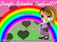 Desafio Setembro Saudável
