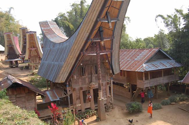 Cases curioses les cases m s estranyes del m n for Formas de techos para casas