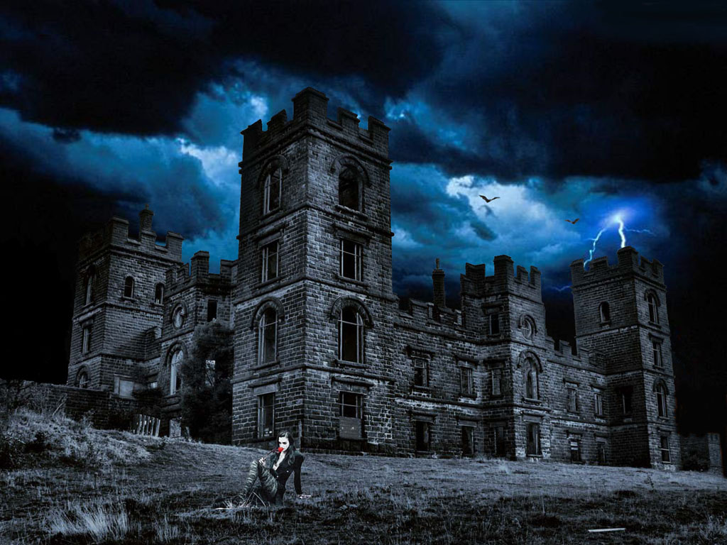 libro castillo embrujados:
