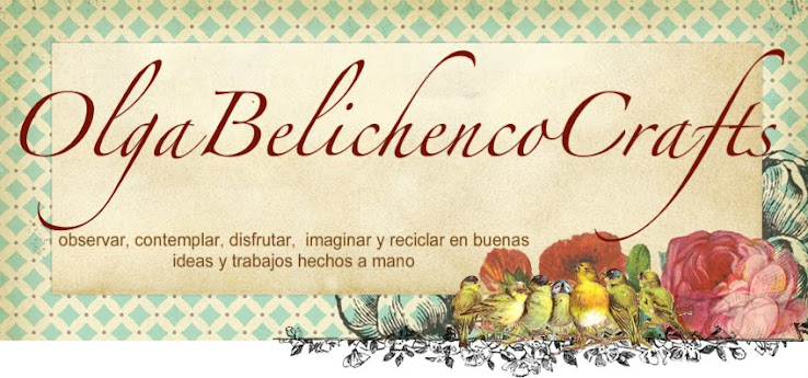 Olga Belichenco crafts