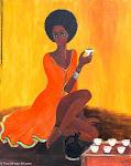 Mahlet/ Africa art