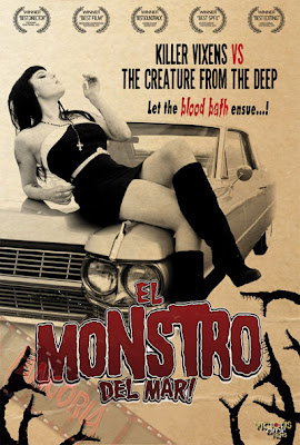 Watch El monstro del mar! 2010 BRRip Hollywood Movie Online | El monstro del mar! 2010 Hollywood Movie Poster