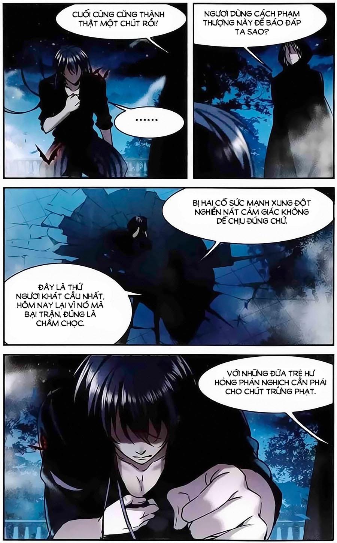 Huyết Tộc Cấm Vực chap 95 page 31 - IZTruyenTranh.com