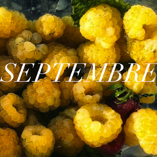 paris local seasonal produce september