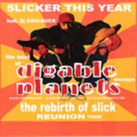 Digable Planets – Reunion Mixtape (2005, VBR)