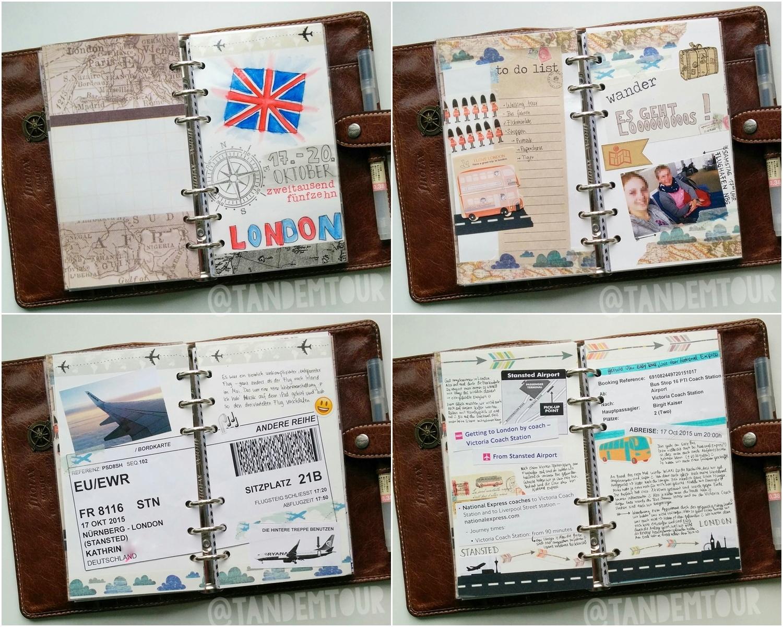 Favtastic Reisetagebuch London