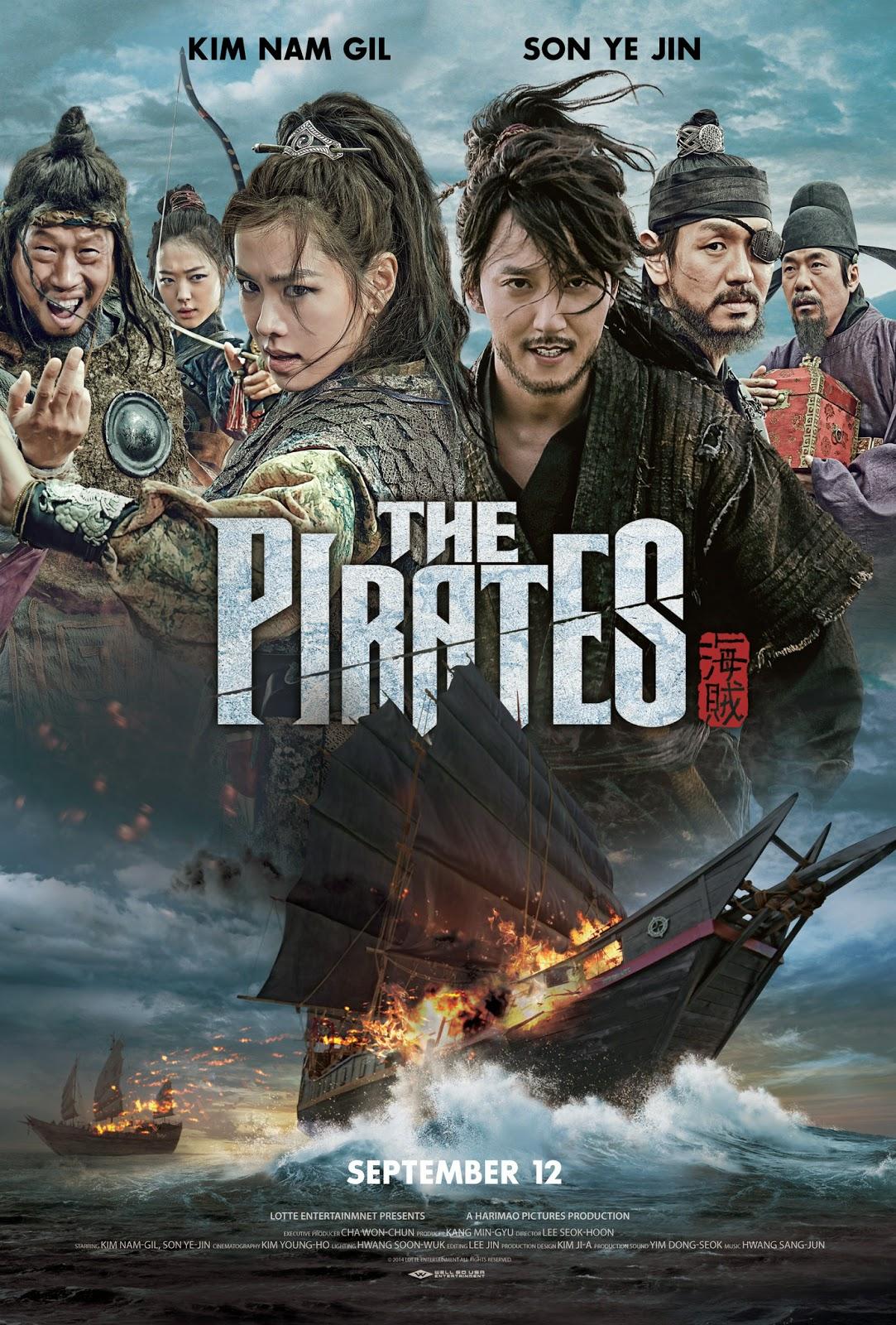 The Pirates เดอะ ไพเรทส์ [HD]