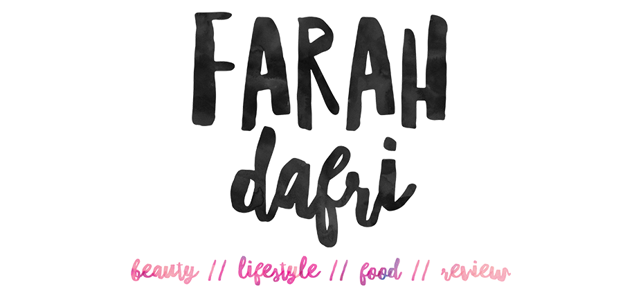 Farah Dafri | Lifestyle , Beauty and Everything happy
