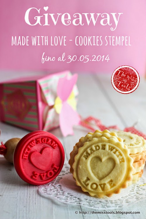 Made with love - Giveaway