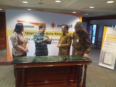 Indosat-Danamon Hadirkan Program Layanan Bundling