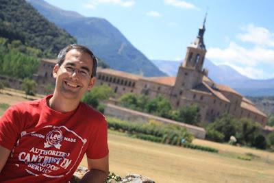 Monastery of San Millán de la Cogolla in La Rioja