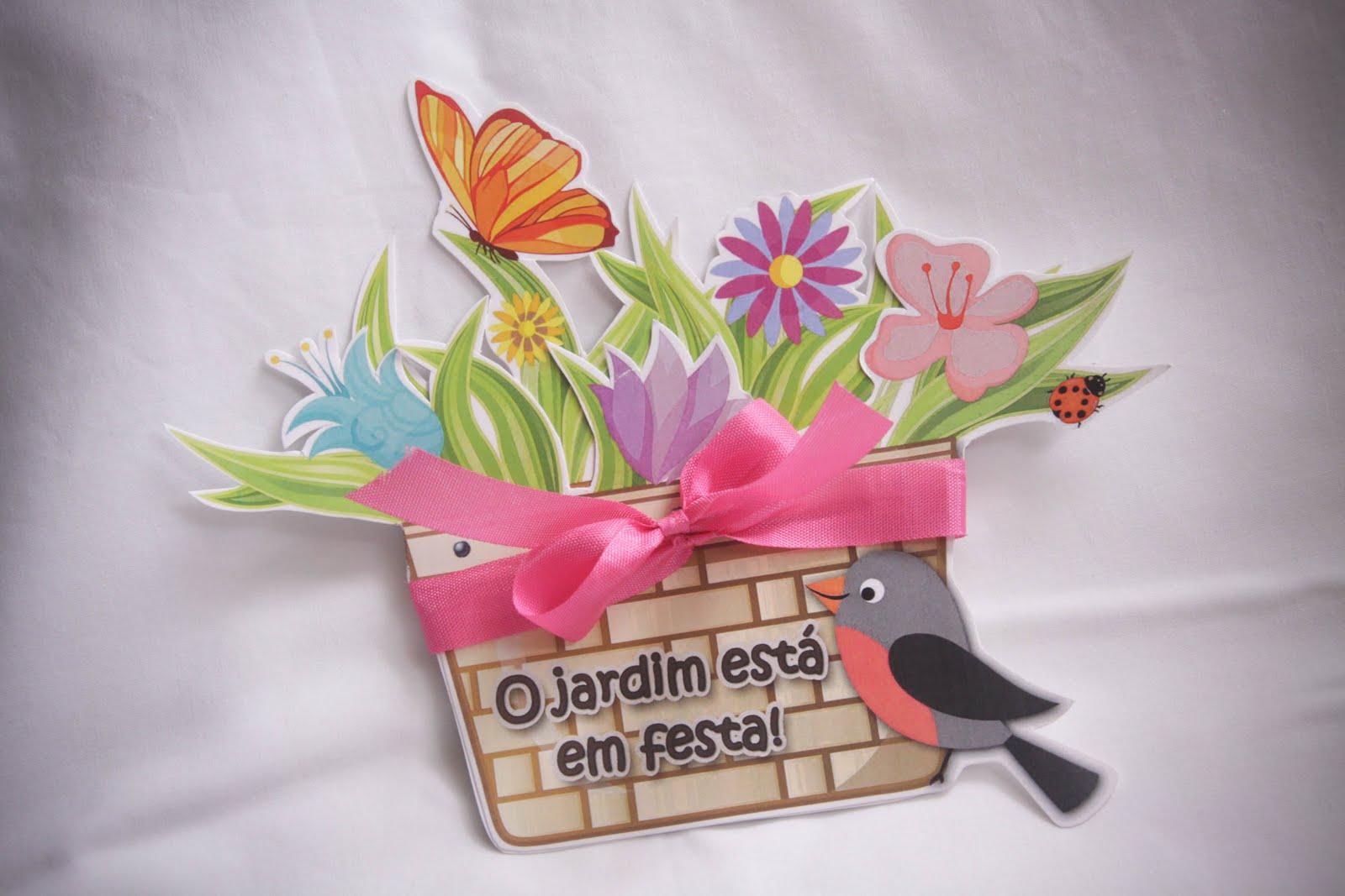 festa jardim convite : festa jardim convite:FESTA JARDIM DA ANA LAURA