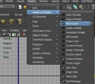 how to find object in maya