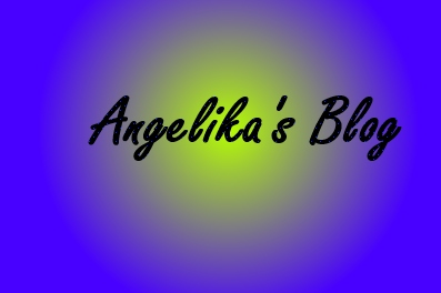 Angelika's Blog