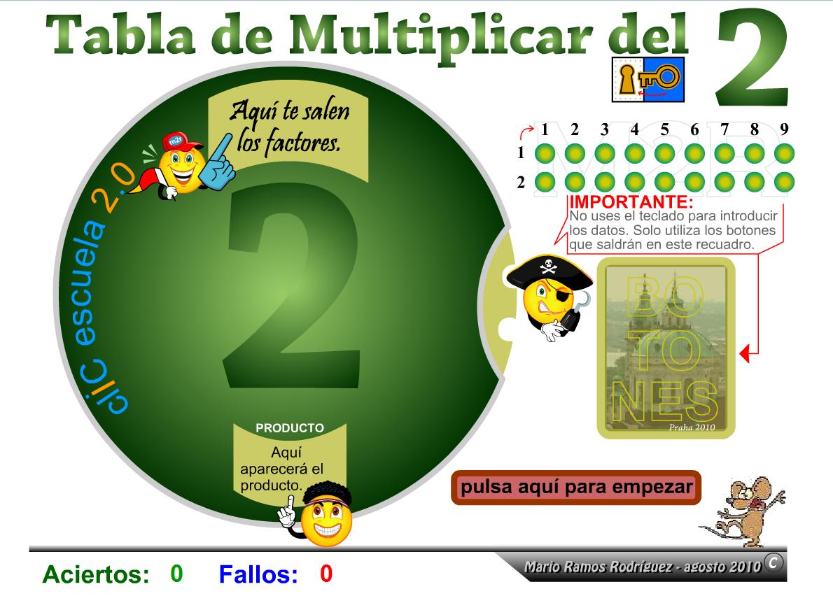 http://www2.gobiernodecanarias.org/educacion/17/WebC/eltanque/tablasnuevas/tabladel2pa_p.html