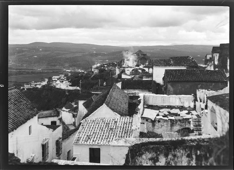 ARCOS DE LA FRONTERA 1936,  CEDIDA POR ARCOS PAJARITO ALCUZA.
