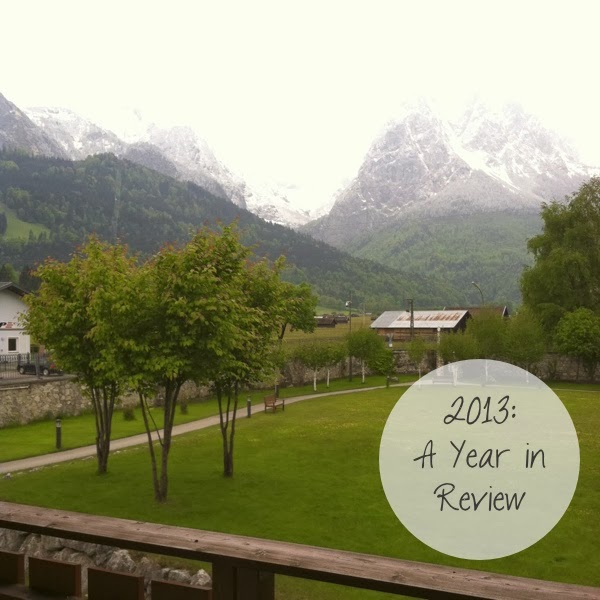 Europe, Germany, Edelweiss, Garmisch, Mountains, Snow, a year in review, 2013