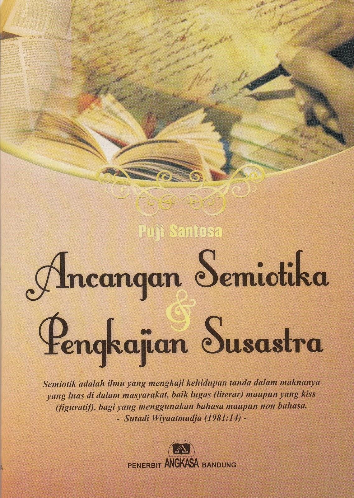 Ancangan Semiotika Edisi Revisi