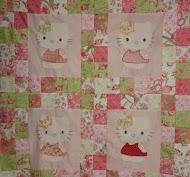 Hello Kitty......voor Sofie !!!...;0)