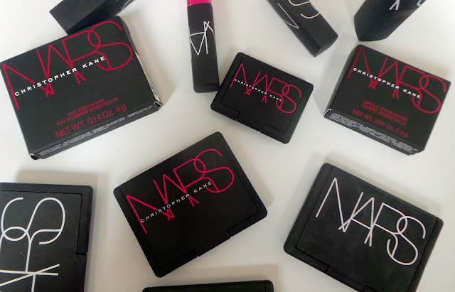NARS Christopher Kane-Parallel Universe and Outer Limits