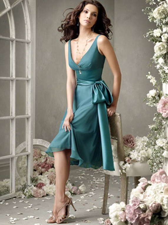 Posted by Ashley Miller Labels Blue Bridesmaid Dresses bridesmaid dresses