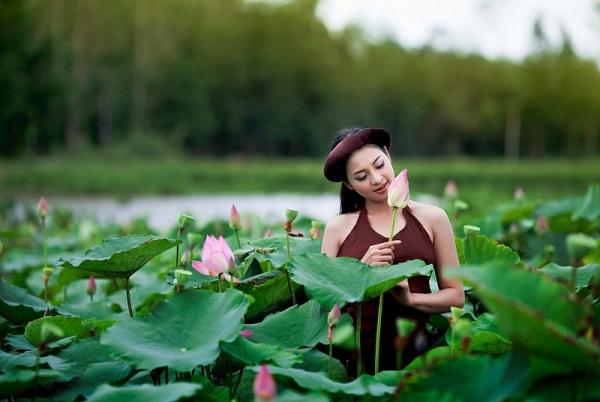 Thai nha van lo nhu hoa 044 Trọn bộ ảnh Thái Nhã Vân lộ nhũ hoa cực đẹp
