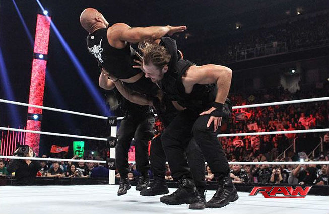 مشاهدة عرض مصارعة WWE Raw 21/1/2013 youtube مترجم كامل يوتيوب اون لاين مباشرة بدون تحميل