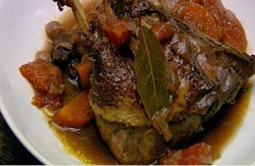 Pheasant casserole